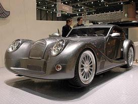 Morgan Aeromax jde do výroby: vznikne 100 vozů