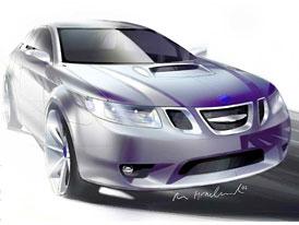 Malý Saab 9-2: jen pro zámoří