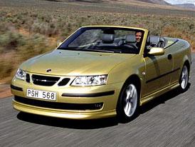 Saab 9-3 Cabrio – obnovená klasika