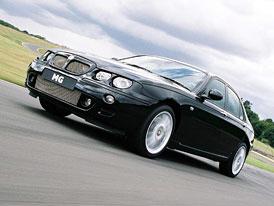 Osmiválec v převlečeném Roveru: MG ZT260 V8