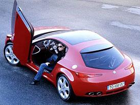 Alfa Romeo Brera je studií roku