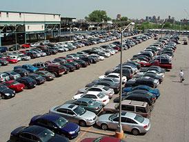 Prodej nových automobilů ČR  v roce 2003