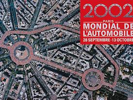 Autosalon Paříž 2002 - kompletní reportáž