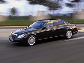 Maybach 57 S (450 kW): Special forces