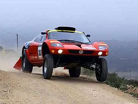 Dakar 2003 - druhá etapa z Narbonne do Castellón