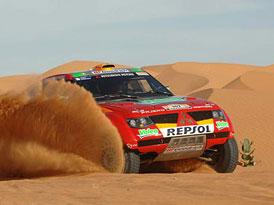 Dakar 2006: vyhrál Čagin, Alphand a Coma