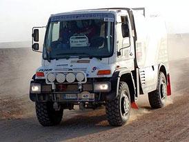 Dakar 2003 : Je dobojov�no, Tome�ek je druh�