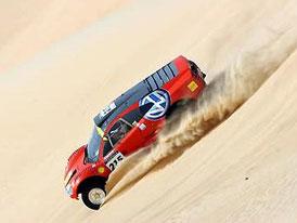 Dakar 2003 : Tomeček po 12. etapě celkově druhý