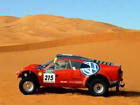 Dakar 2003: Vítěz Dakaru z roku 1997 těžce havaroval