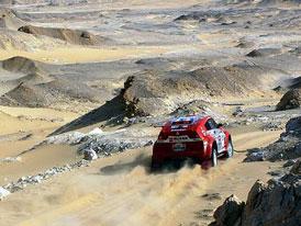 Dakar 2003: 13. etapa ze Siwy do Daklhy