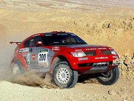 Dakar 2003: Souboje i pády pokračují