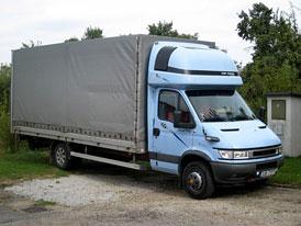 Nejprodávanějším nákladním autem je Iveco