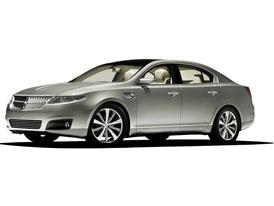 Lincoln MKS: první z velké dvojky