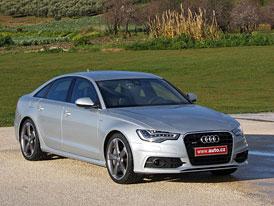 Audi A6: První jízdní dojmy