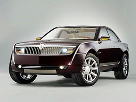 Lincoln Navicross: tříprostorové SUV?