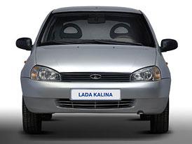 Lada Kalina příjde na český trh letos