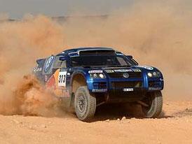 Dakar 2006: startujeme na Silvestra
