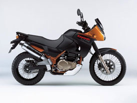 Kawasaki KLE 500: známé enduro s novou tváří