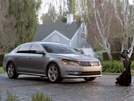 Video: Volkswagen Passat NMS a Darth Vader