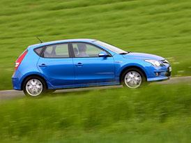 Hyundai i30: Dražší základ, nová edice Trikolor