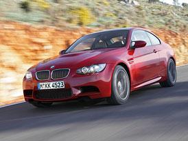 BMW M GmbH: Nárůst prodeje v roce 2010 o 14,2 %