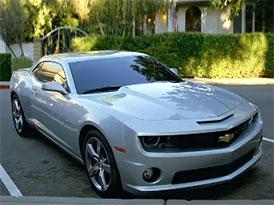 Video: Chevrolet Camaro – V hlavní roli
