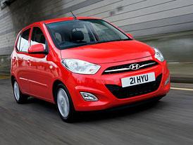 Hyundai i10 1,0 12V (51 kW): Nový tříválec se spotřebou 4,2 l/100 km