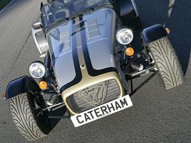 Caterham oslavuje 50 let od vzniku Lotusu Seven