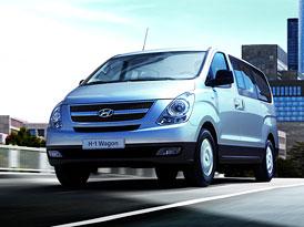 Hyundai H-1 2011: Nový turbodiesel