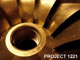 Project 1221: co je nového?