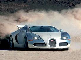 Bugatti Veyron pokořil 400 km/h