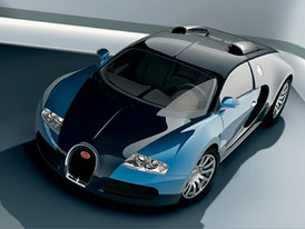 Sériový Bugatti Veyron představen v Monte Carlu