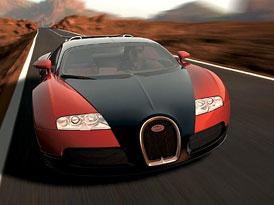 Bugatti Veyron: 370 a dost