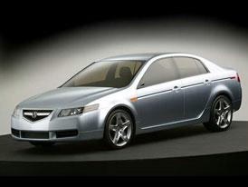 Acura představila v New Yorku Concept TL