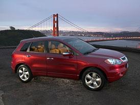 Acura RDX: produkční verze sportovního SUV