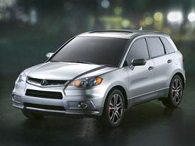 Acura RDX: nové sportovní SUV