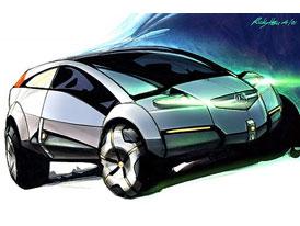 Acura RD-X - novinka pro Detroit