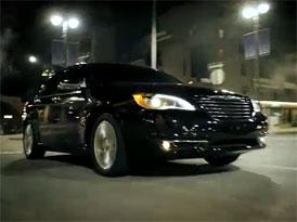 Video: Chrysler 200 – Eminem s novým sedanem