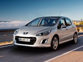 Peugeot 308: 3x facelift