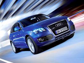 Audi Q5: Rychlé-Silné SUV možná už letos