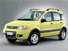 Novinky Fiatu pro rok 2004
