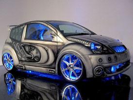 Citroen Alien C2 VTR: Když Vám připadá Modena nudná...
