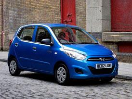 Hyundai i10 na českém trhu bez tříválce, první cena 189.990,- Kč