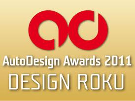 AutoDesign Awards 2011: Nejlepší design roku