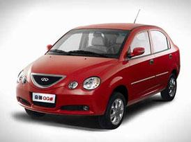 Chery QQ6: nový mini sedan za 120 000