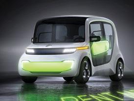 EDAG Light Car Sharing: Pro život ve městě