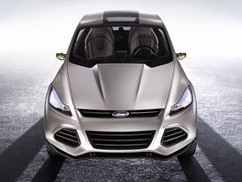 Ford v Ženevě: Dva elektromobily a koncept nástupce Kugy