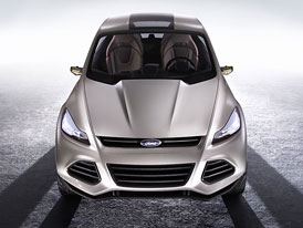 Ford v �enev�: Dva elektromobily a koncept n�stupce Kugy