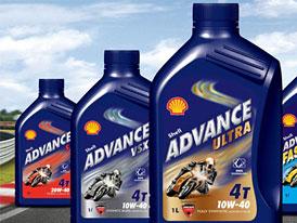 Shell představil výrobkovou řadu Advance