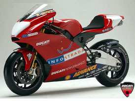 Capirossi a Bayliss tvoří tým Marlboro Ducati